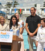 PoolSafely press conference