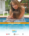 Pool Safely Print PSAs