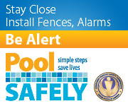 Stay Close; Install Fences, Alarms; Be Alert