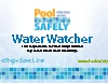 The Water Watcher cards are useful for identifying and focusing parents and caregivers charged with watching kids in pools